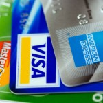 Skaffa kreditkort, mastercard, visa, american express