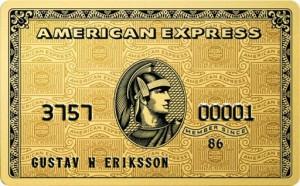 American Express Guld