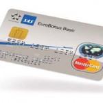 Eurobonus MasterCard Kreditkort