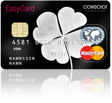 EasyCard Kreditkort Mastercard