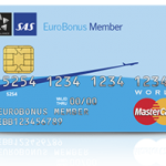 sas eurobonus mastercard kreditkort