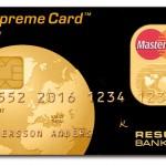 Supreme Card Gold kreditkort