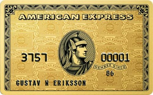 American Express Gold Kreditkort betalkort recension