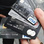 Zlatans exklusiva kreditkort: mastercard, visa, american express