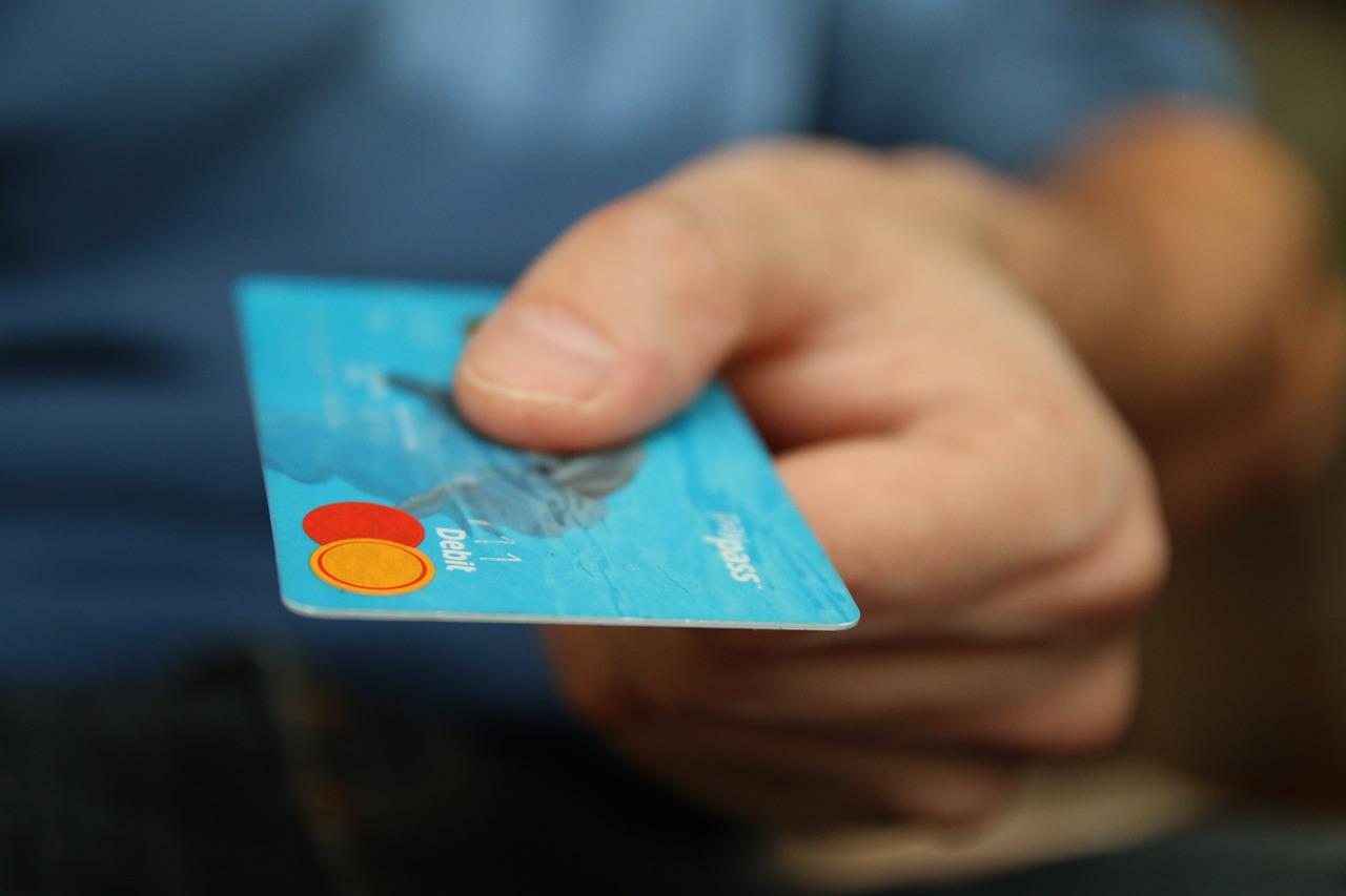förbetalt kreditkort mastercard visa