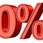 Kreditränta 0%