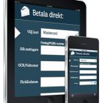 Betala räkningar med kreditkort iphone