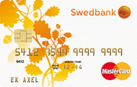Swedbank MasterCard Kreditkort