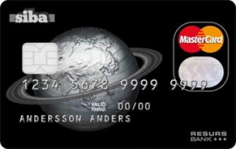 SIBA MasterCard