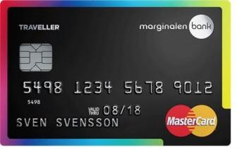 Marginalen Traveller MasterCard