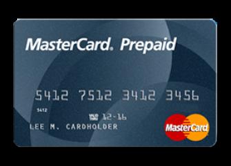Förbetalda kreditkort
